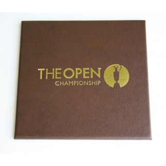Coasters - Bespoke Menu Covers for Hotels and Restaurants